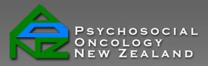 logo of psychosocial oncology New Zealand