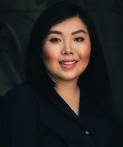Portrait photo of Kaitlyn Yang