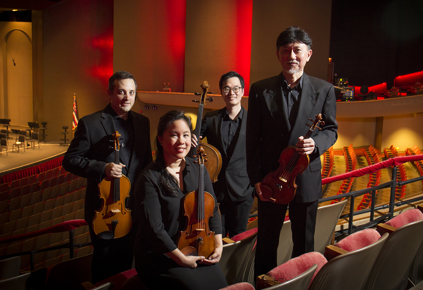 Celebrate Beethoven's 250th birthday with Chamber Music Hawaii, Oct. 22