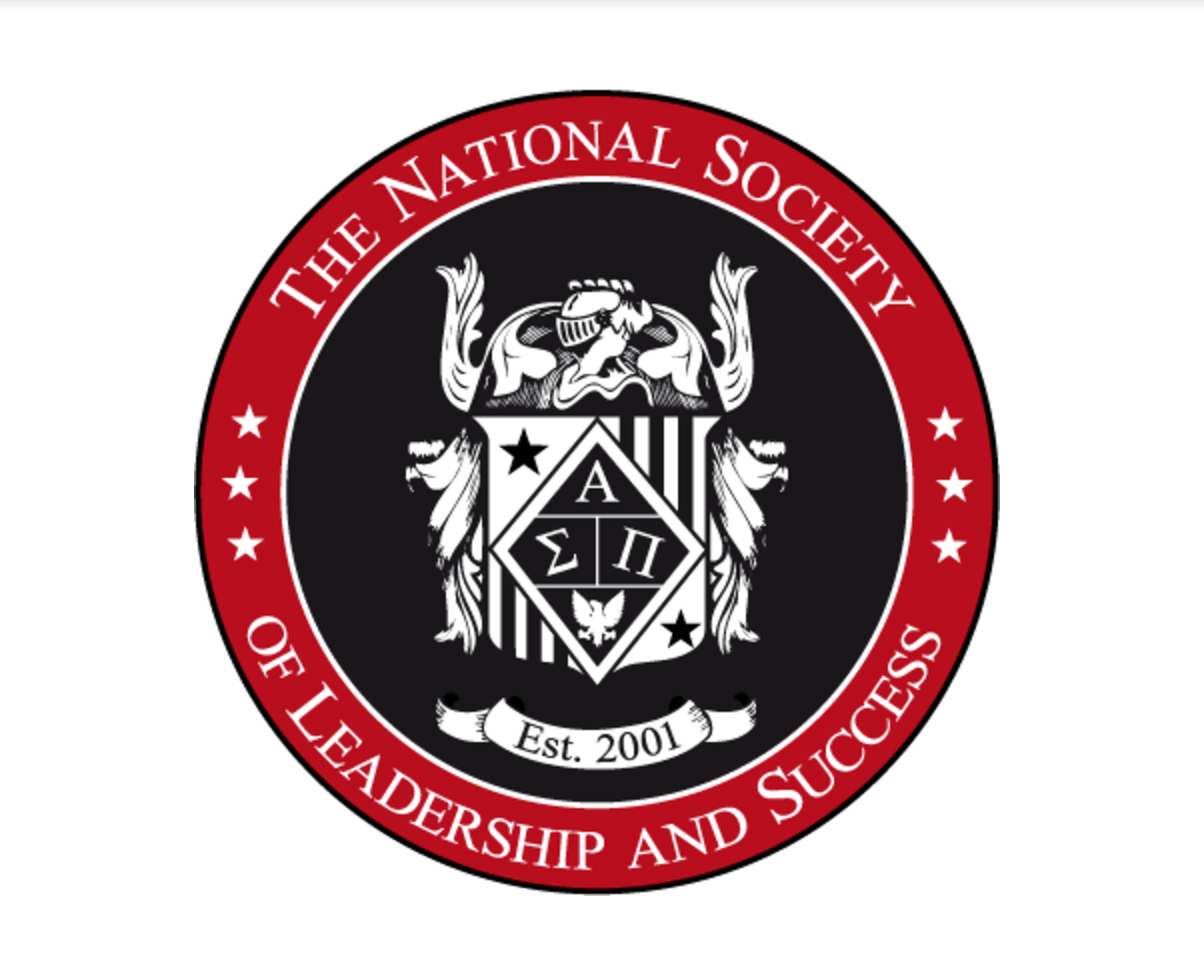 The National Society of Leadership and Success logo.
