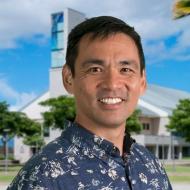Dr. Jason Chun, Associate Professor of History