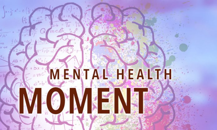 Mental Health Moment graphic