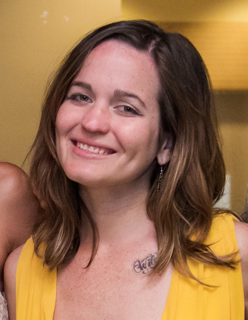 Headshot of Carina Chernisky