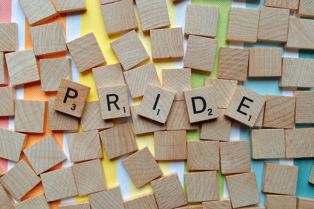 Picture from pixabay - lgbt pride