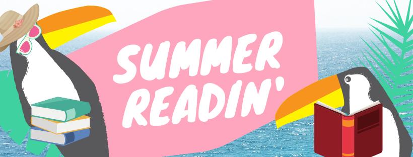 Summer reading advert