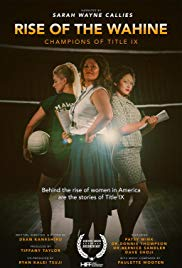 Rise of the Wahine film cover
