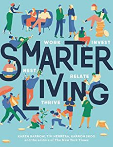 Title cover for Smarter Living / Karen Barrow