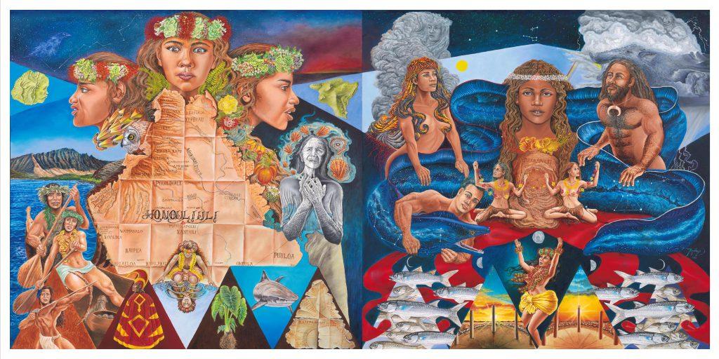 honouliuli full size mural