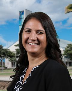 Head shot of Dr. Judy Oliveira