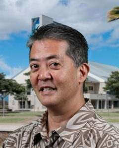 Headshot of Kevin Ishida