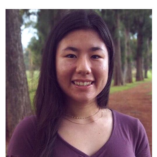 Portrait of Carley Matsumura